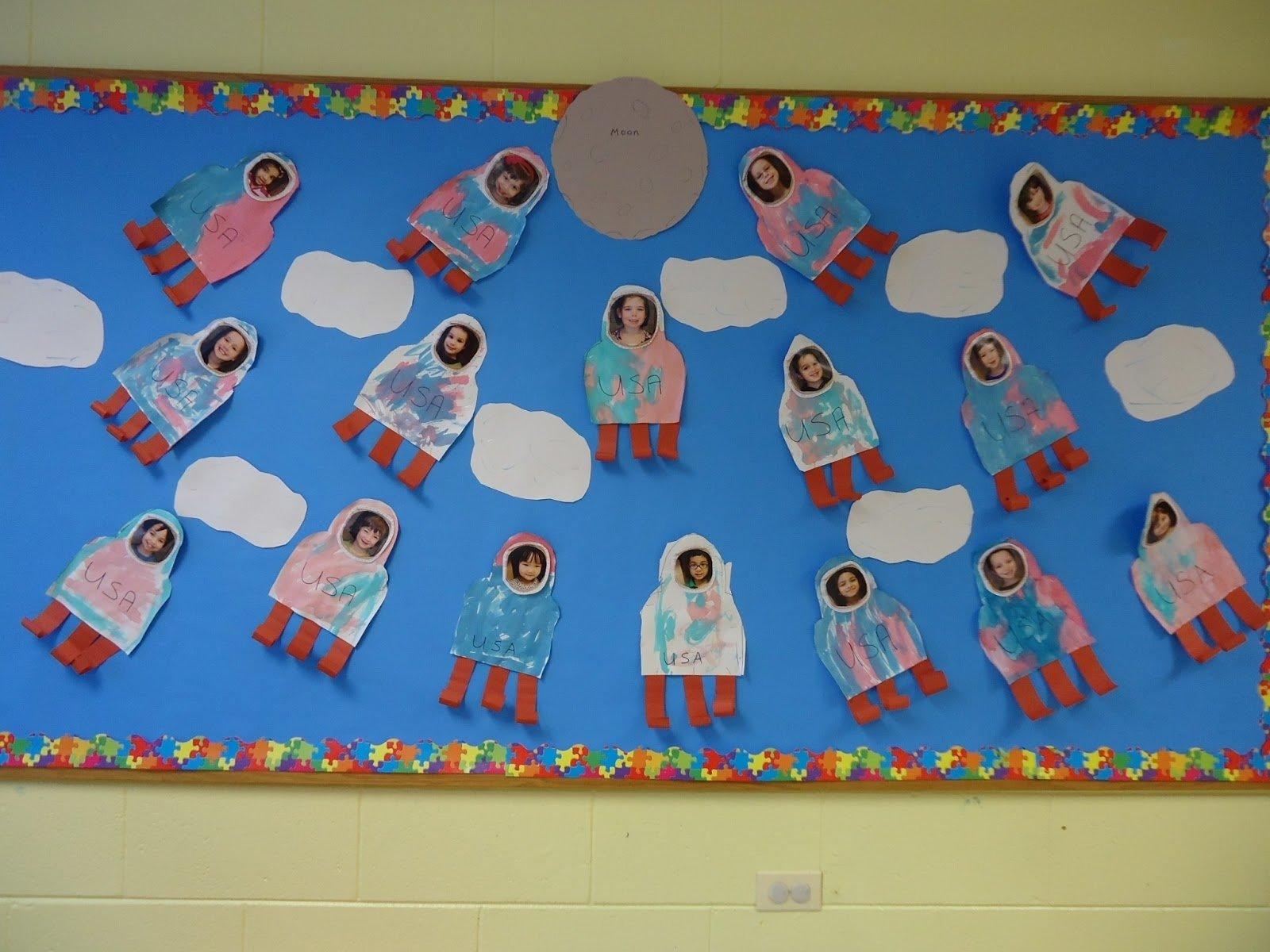 10 Awesome March Preschool Bulletin Board Ideas trinity preschool mount prospect space bulletin board and other 2020