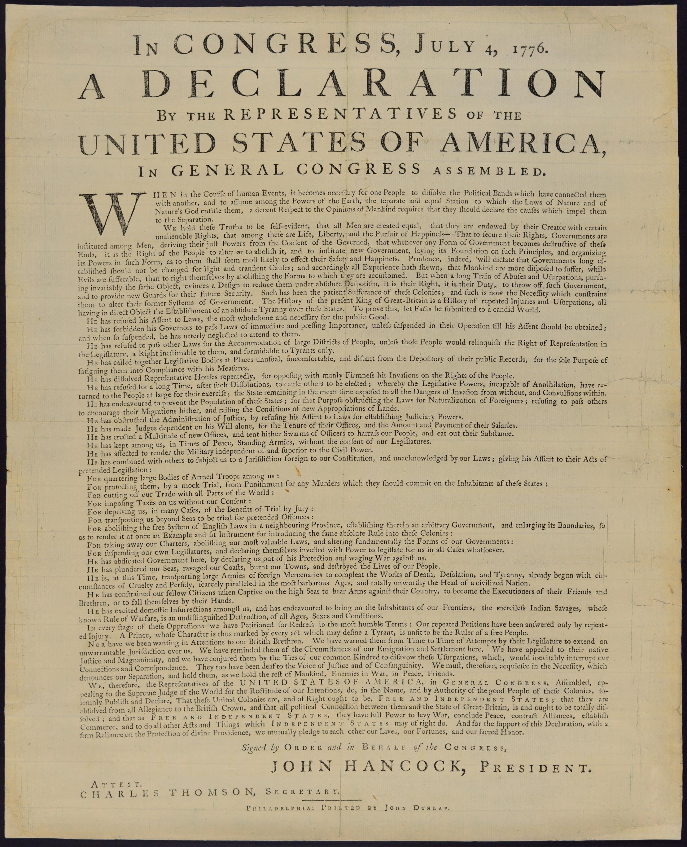10 Lovable Main Idea Of Declaration Of Independence troubling the u s declaration of independence groundviews 2020