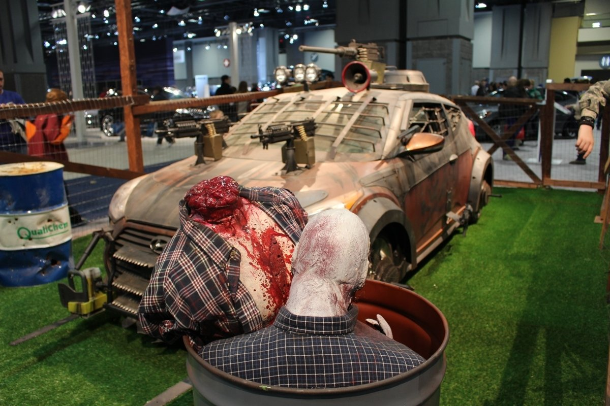 10 Stylish Trunk Or Treat Decorating Ideas For Trucks trunk or treat 15 halloween car decoration ideas carfax 2021