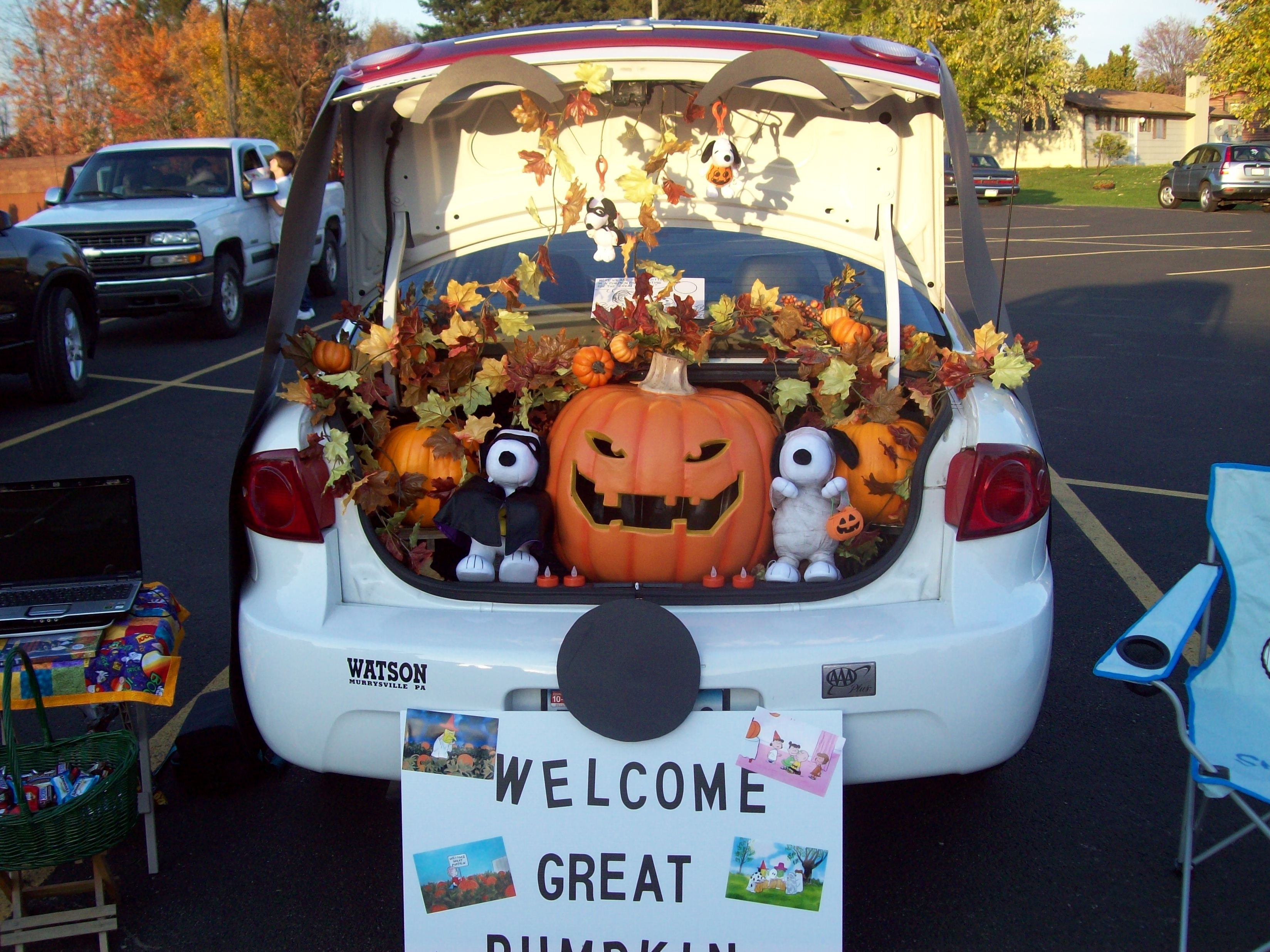 10 Attractive Trunk Or Treat Decorating Ideas For Church trunk or treat dress up your vehicle and yourself saint john the 3 2020