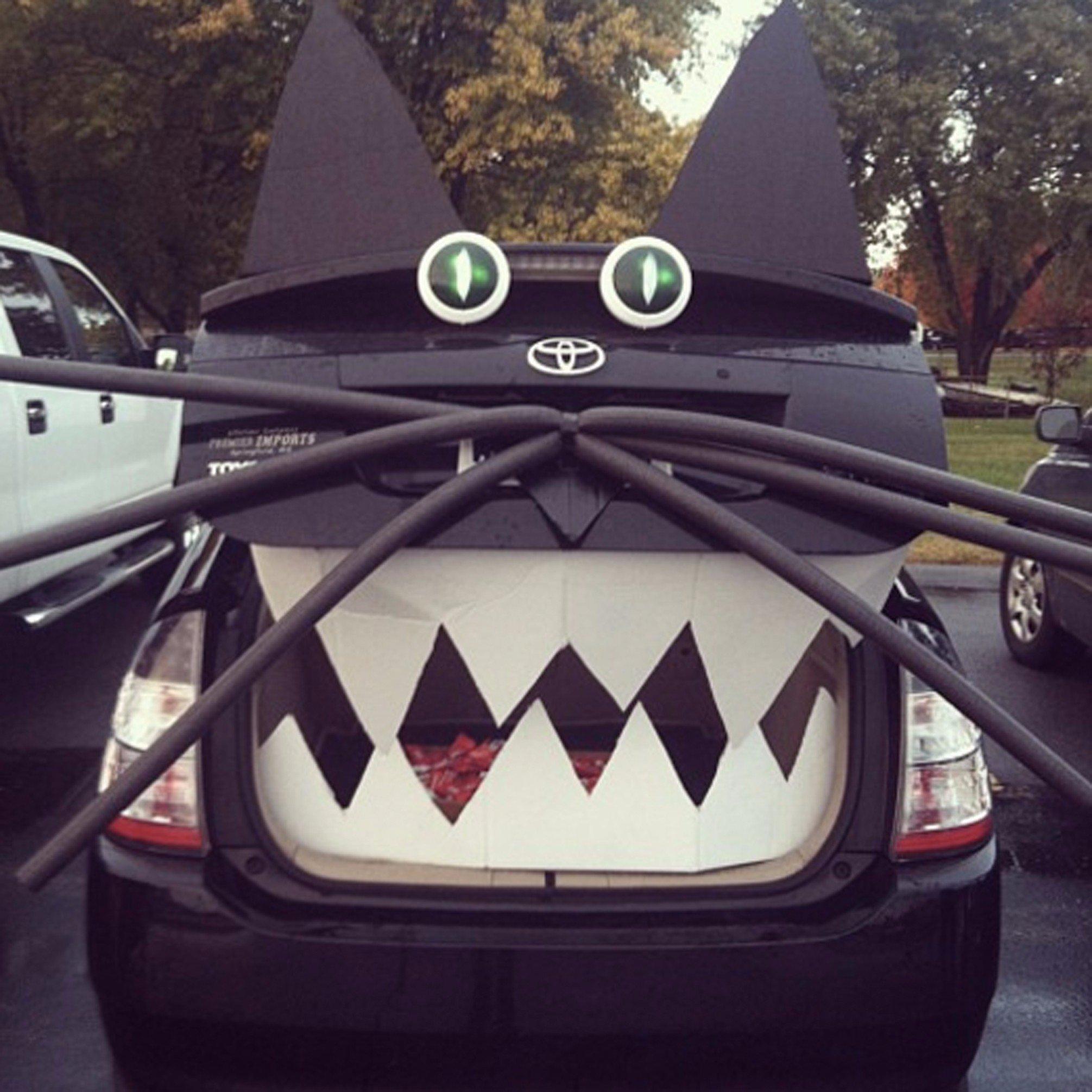 trunk-or-treat ideas | popsugar moms