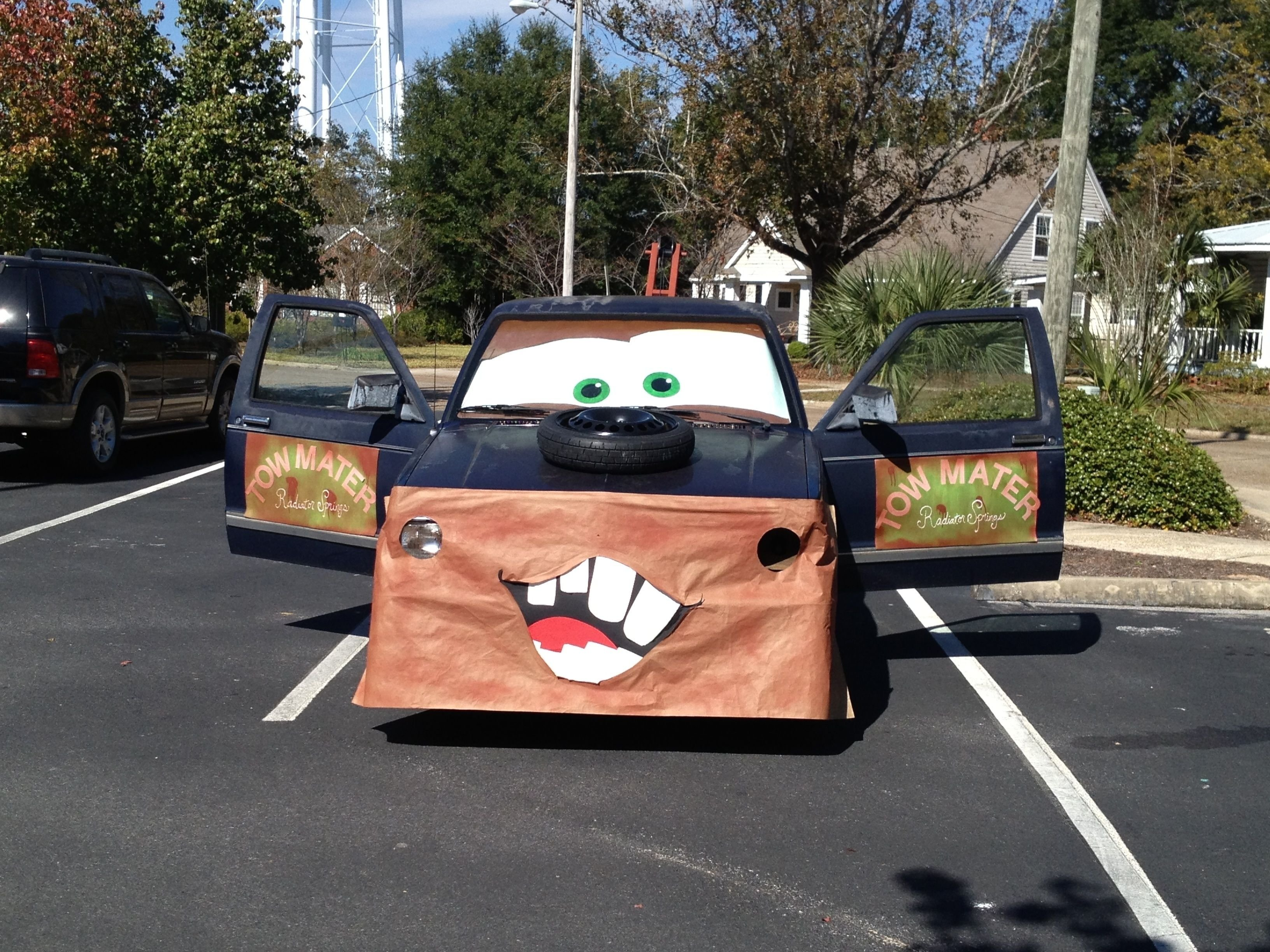 10 Awesome Trunk Or Treat Ideas For Trucks trunk or treat my own pinspired creations pinterest halloween