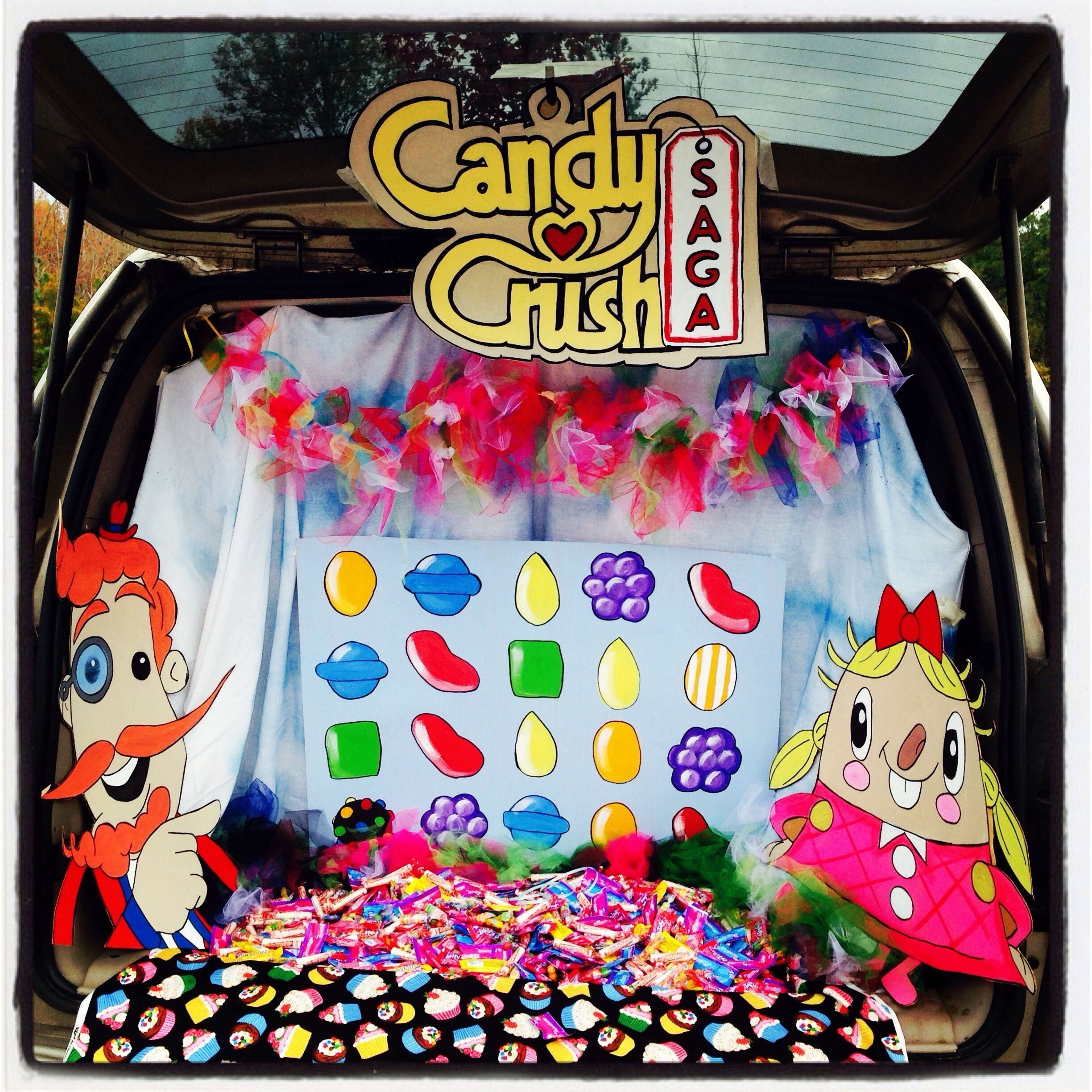 trunk or treat themes for churches - viewing gallery | trunk or