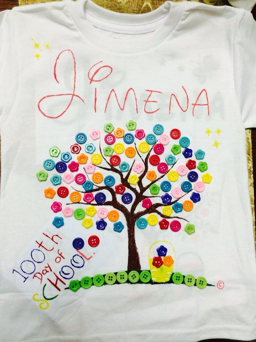 10 Fabulous 100Th Day Of School T Shirt Ideas tshirt 100 th day school 100 th day school pinterest 100 jours 2021