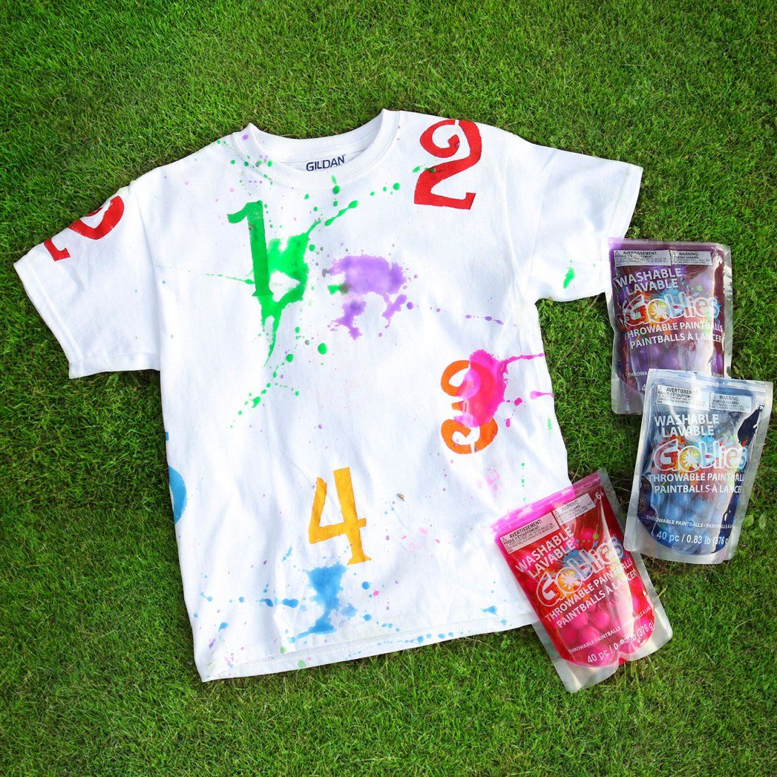 10 Wonderful T Shirt Decorating Ideas For Kids tulip kids t shirt form kids crafts arts crafts for teens 2020