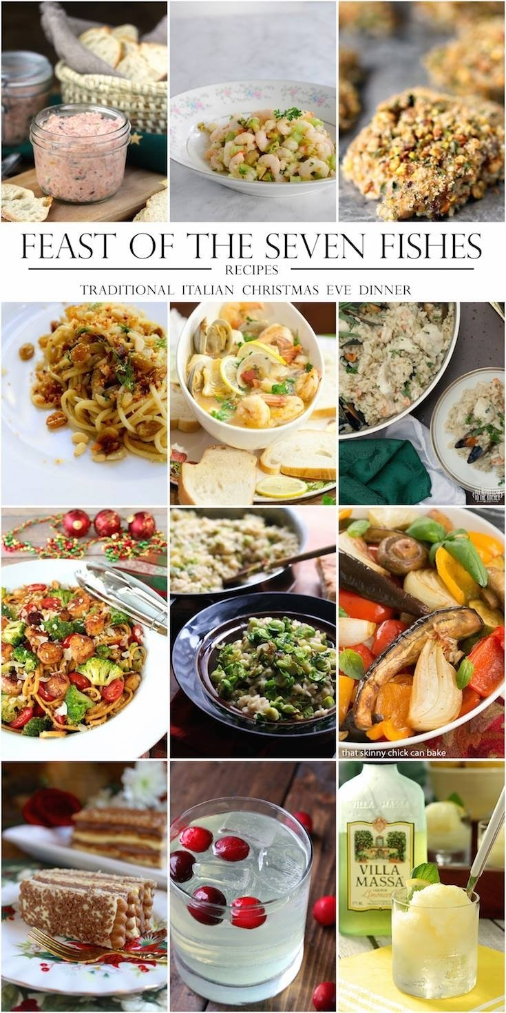 10 Perfect Christmas Eve Fish Dinner Ideas tuscan seafood stew food done light
