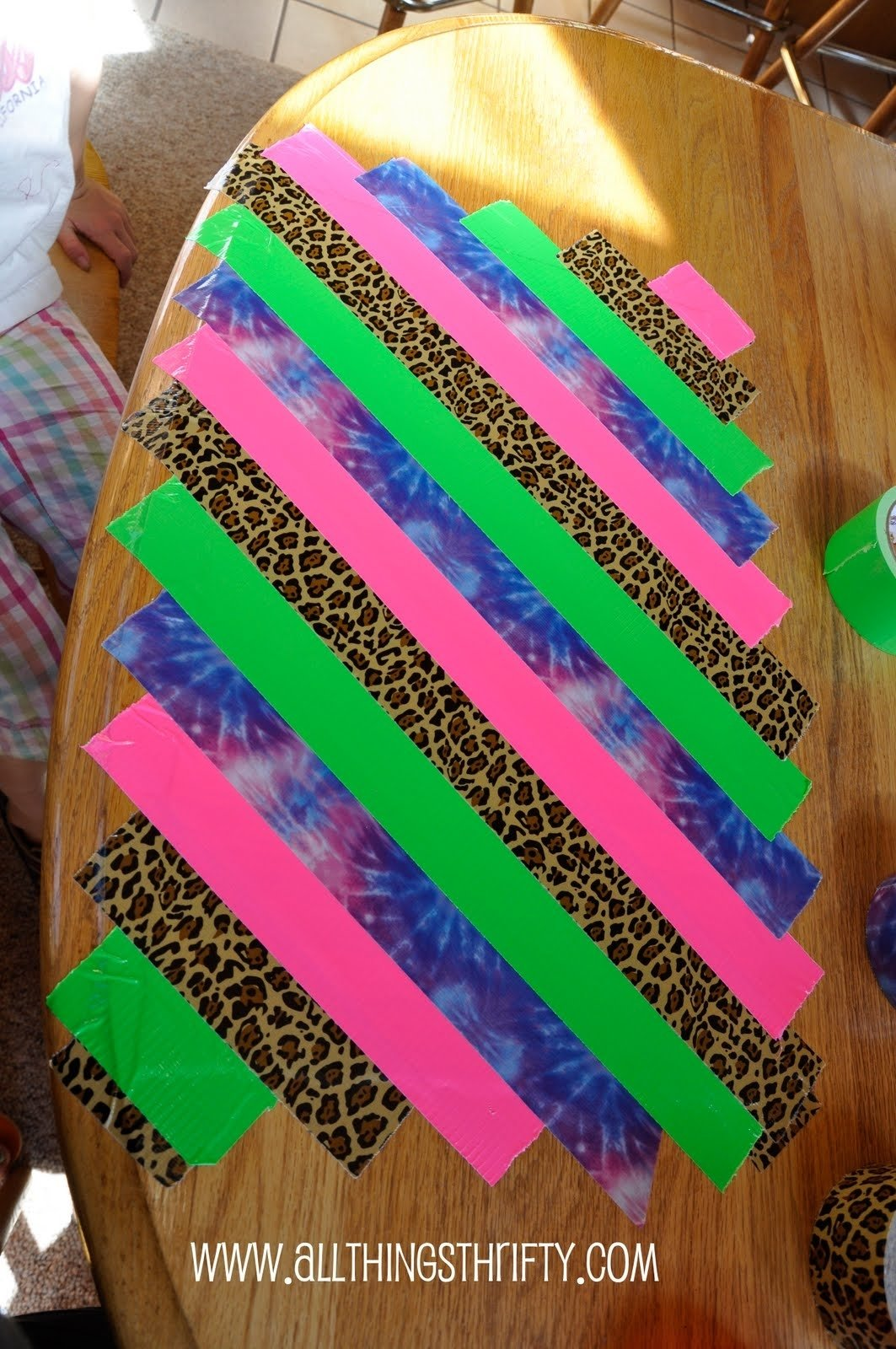 10 Spectacular Duct Tape Ideas For Kids tutorial how to make duct tape purses all things thrifty 2020