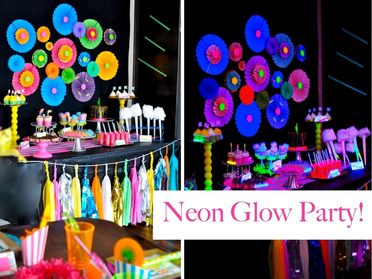 10 lovely ideas for a teenage birthday party