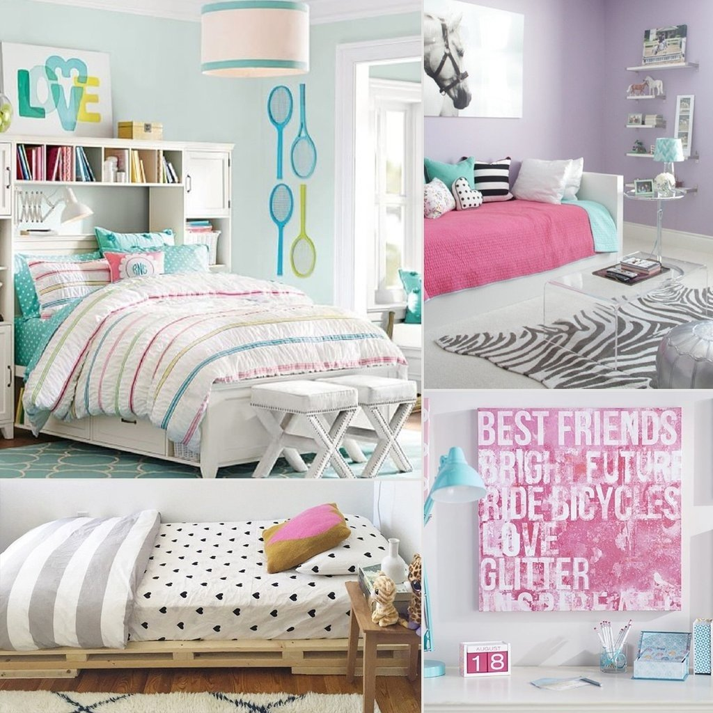 10 Stunning Cool Bedroom Ideas For Girls tween girl bedroom inspiration and ideas popsugar moms 1 2020