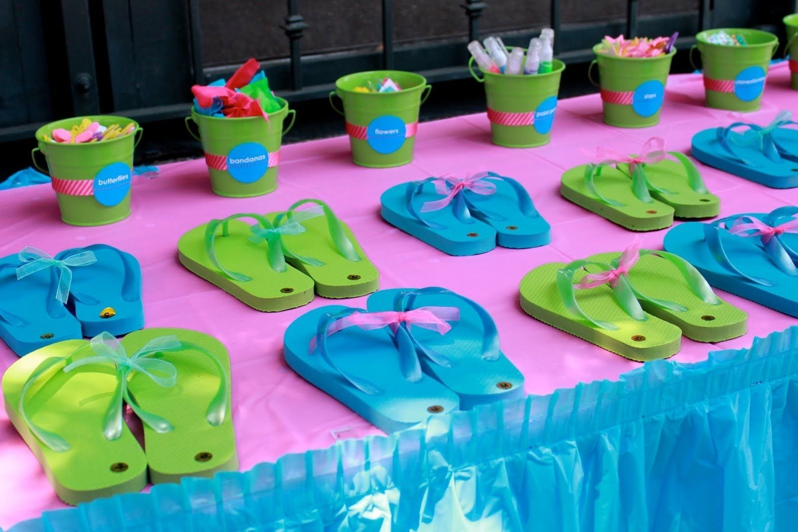 10 Most Popular Pool Party Ideas For Tweens tween teen party ideas surfs up bollywood tween bollywood 2020
