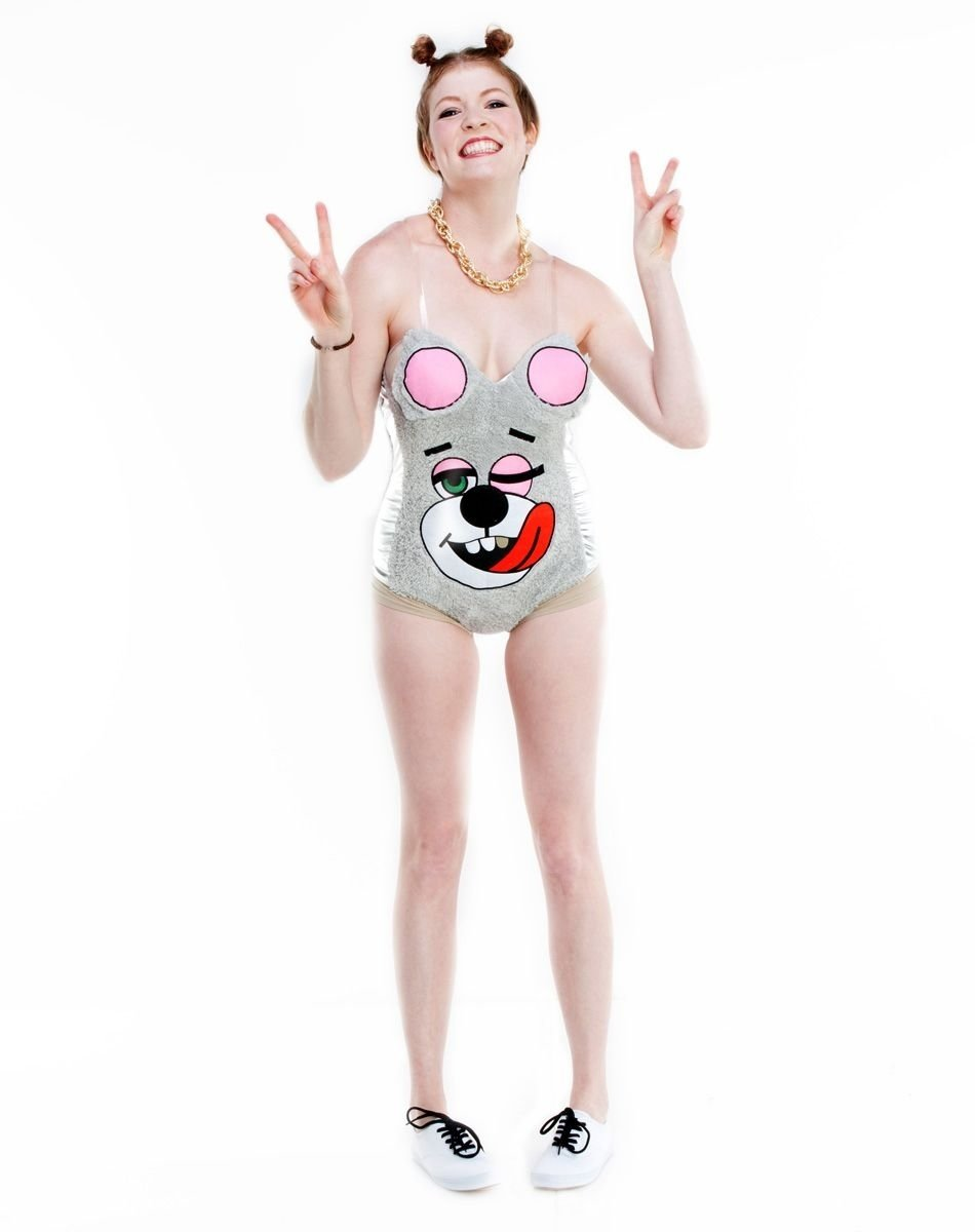 10 Lovable Miley Cyrus Halloween Costume Ideas twerkin teddy adult womens costume exclusively at spirit halloween 2021