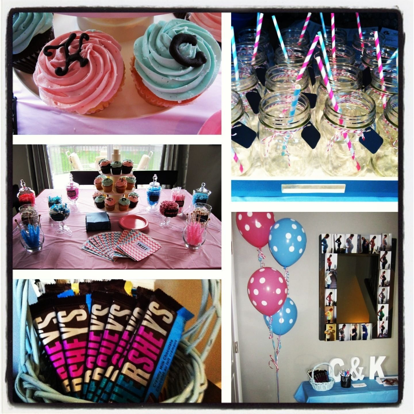 10 cute twin baby shower theme ideas