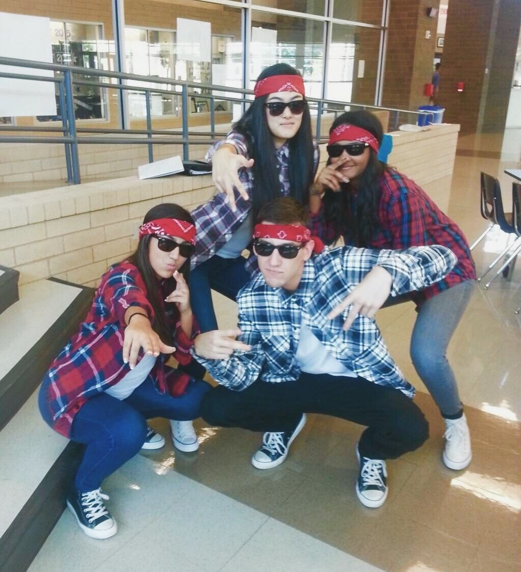 twin day, homecoming dress up day | {my life} | pinterest