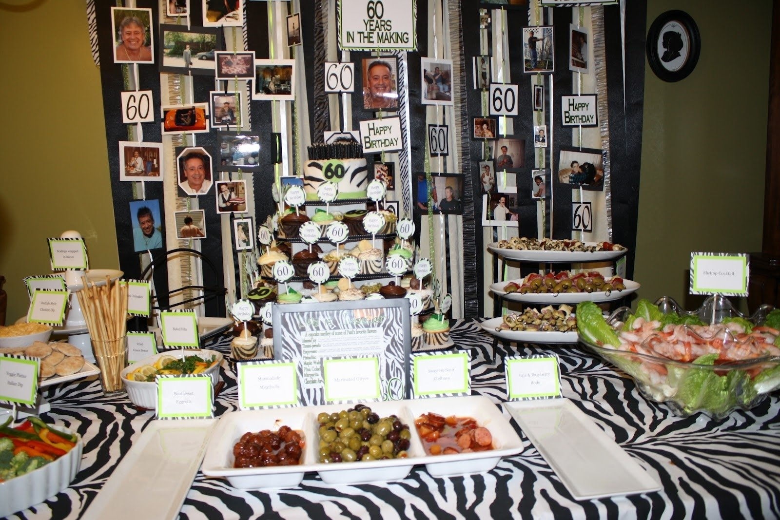 10 Ideal Surprise 60Th Birthday Party Ideas two silly boys dads 60th 2020