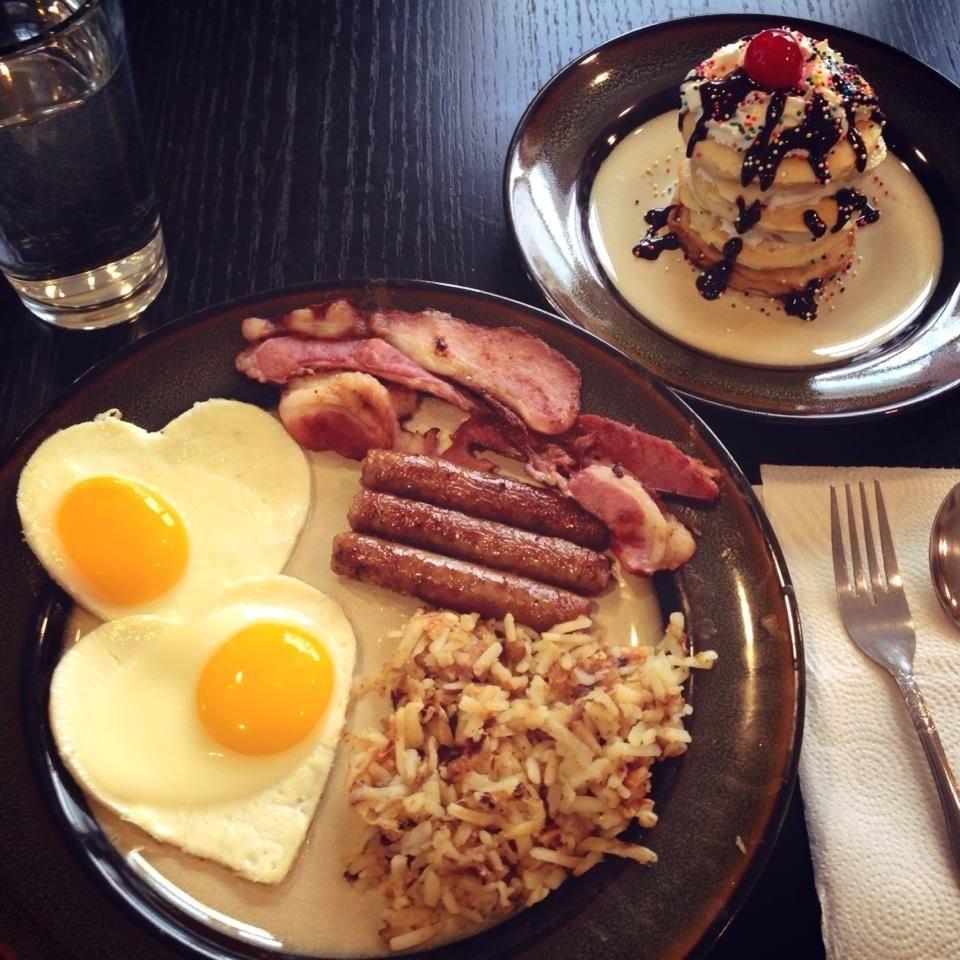 10 Gorgeous Romantic Breakfast In Bed Ideas ultimate birthday breakfast for tori food pinterest birthday 1 2020