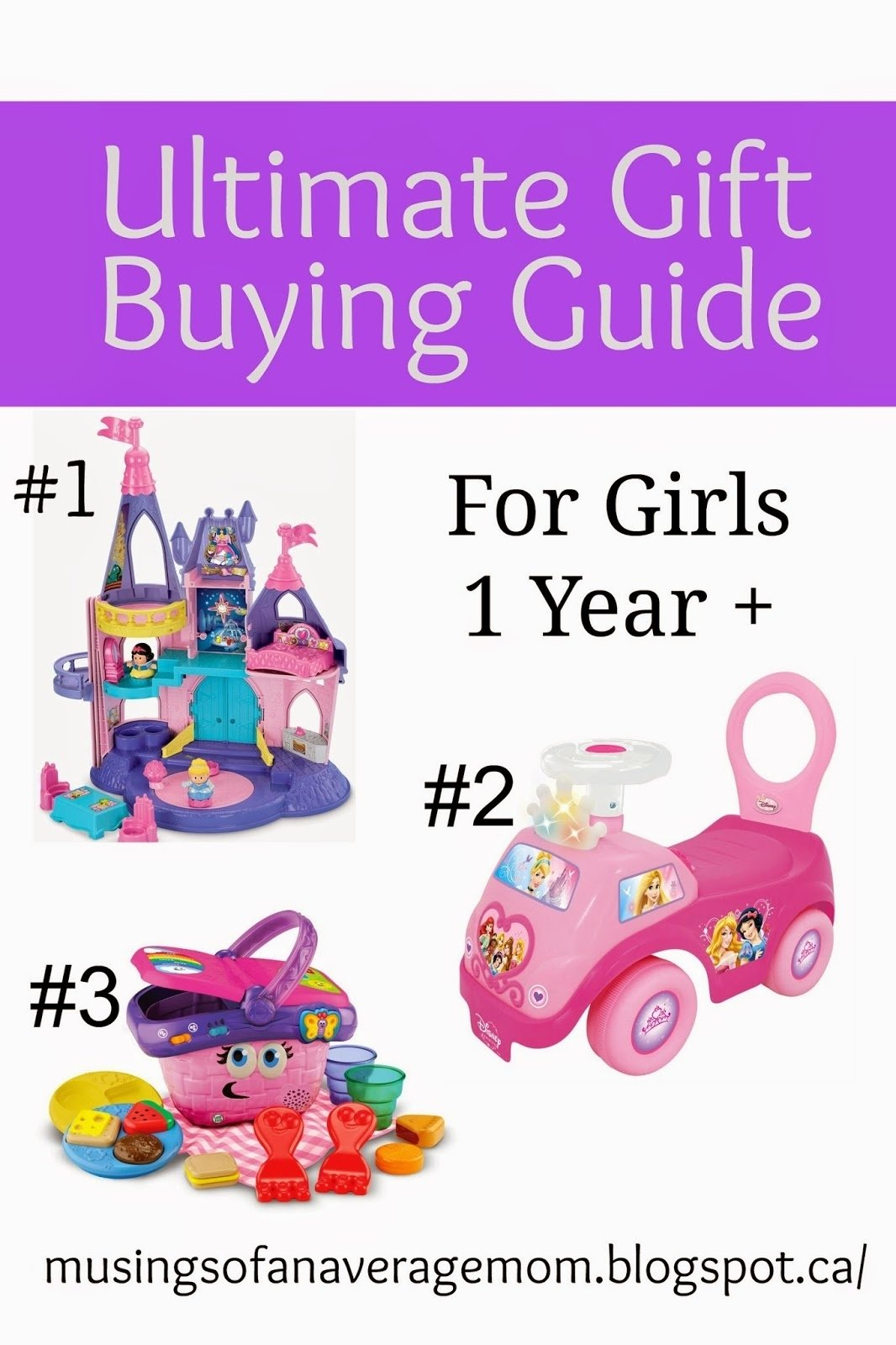 10 Cute Gift Ideas For A One Year Old Baby Girl