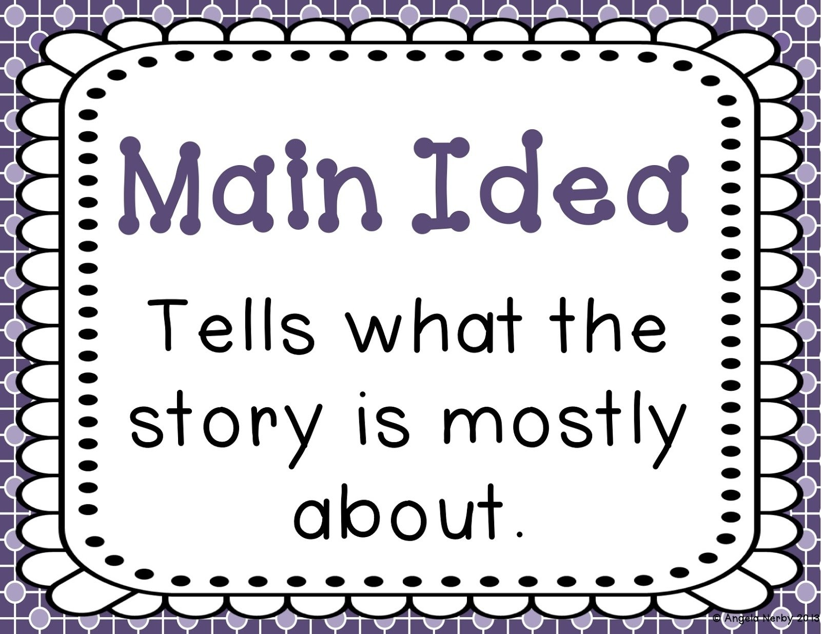 ultimate main idea and details worksheets for first grade with main