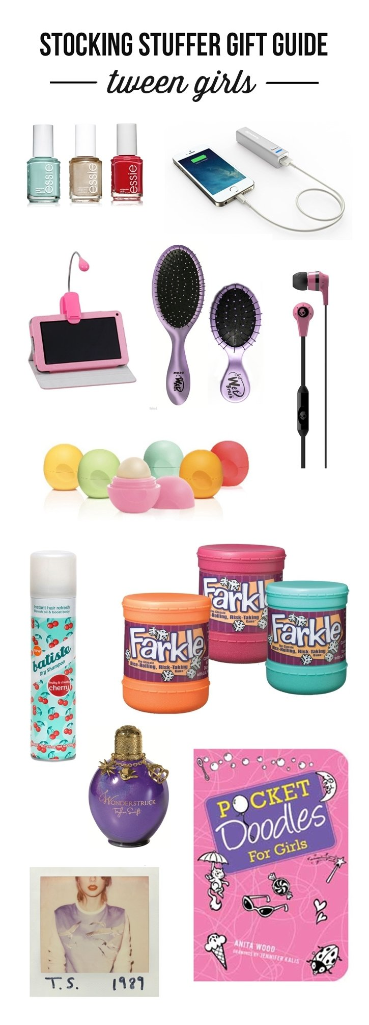 10 Stunning 12 Year Old Girl Gift Ideas ultimate stocking stuffer gift guide for kids of all ages 6 2021
