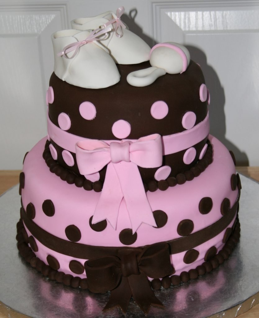 10 Trendy Pink And Brown Baby Shower Ideas unbelievable baby shower cake ideas pink and brown special cakes s