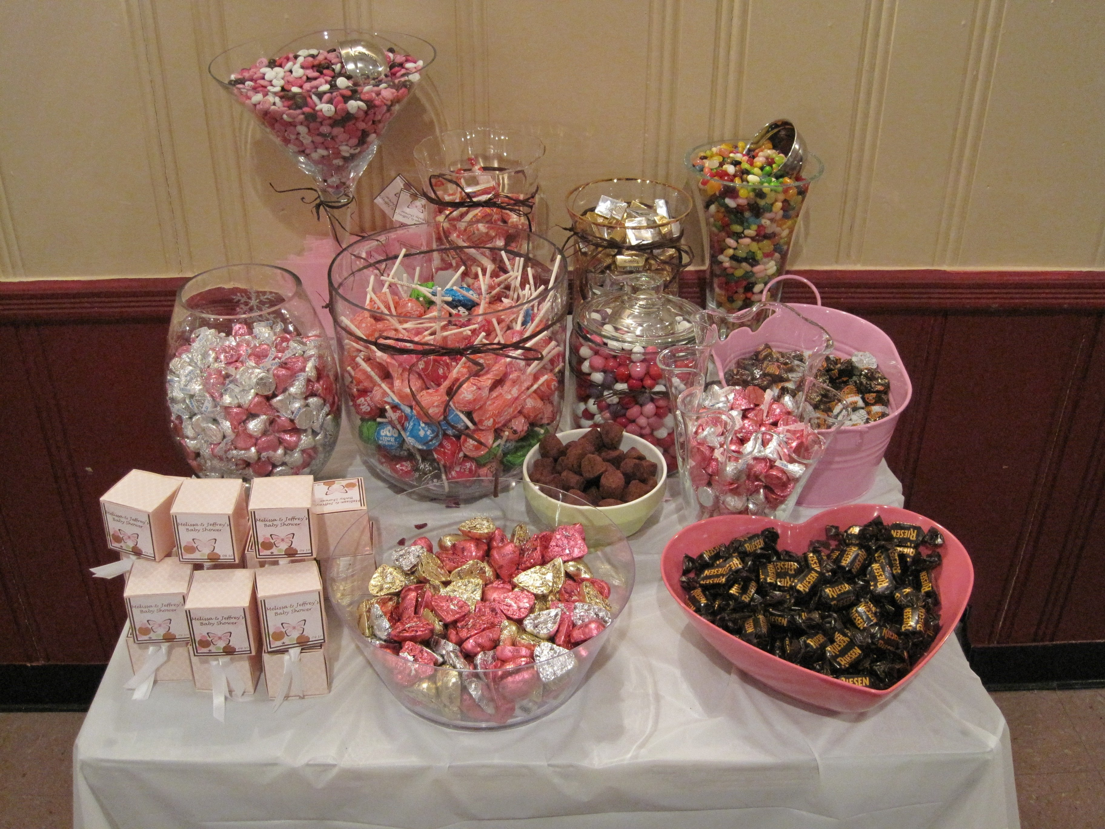 10 Elegant Baby Shower Candy Bar Ideas unbelievable baby shower candy bar ideas boy for girl buffet stock
