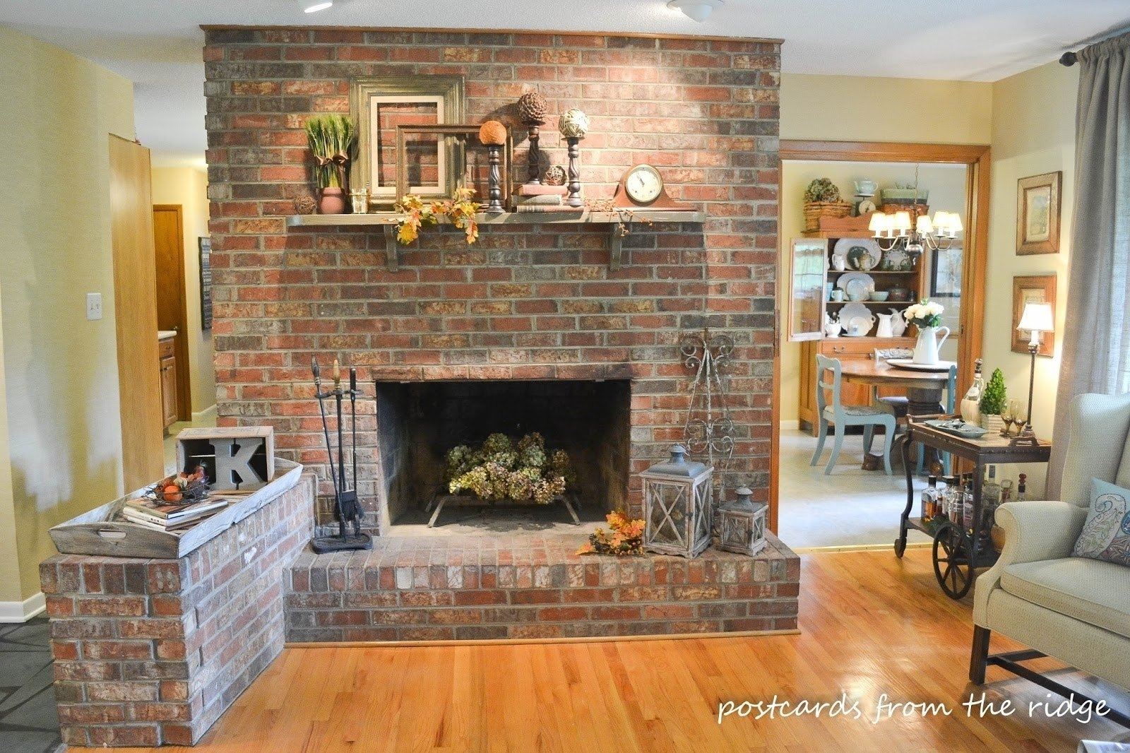unbelievable design brick fireplace mantel ideas 6 decorating