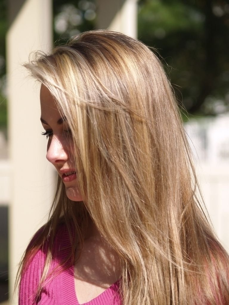 10 Elegant Blonde Two Tone Hair Color Ideas unbelievable two tone hair color ideas for best style image of