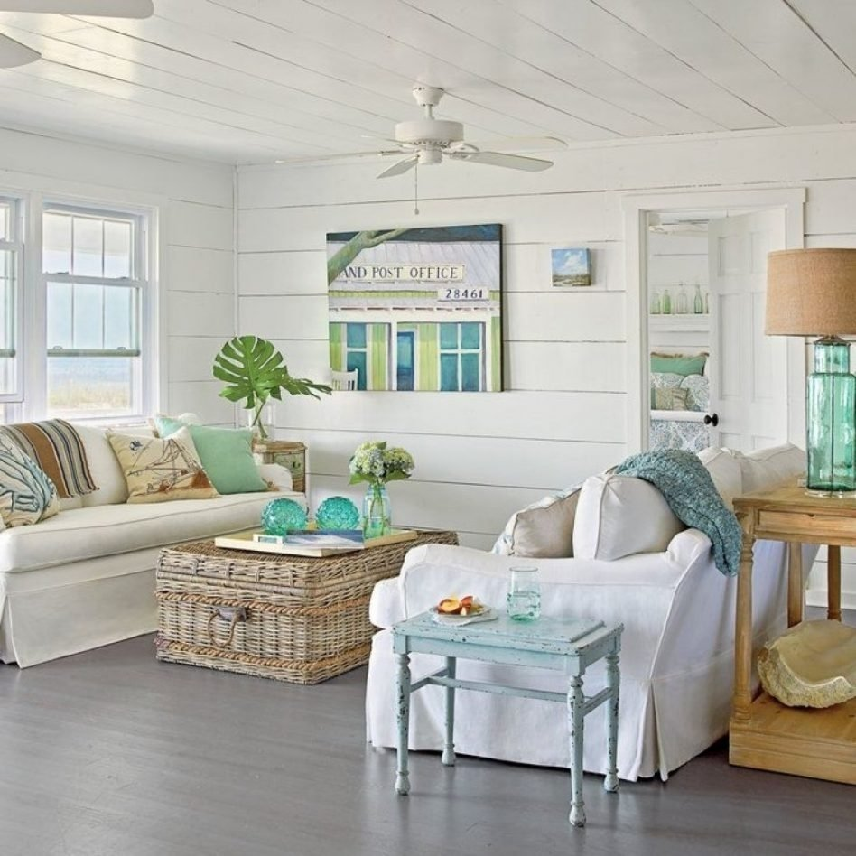 Beach Home Interior Design Ideas: 10 Elegant Beach House Decorating Ideas On A Budget 2020