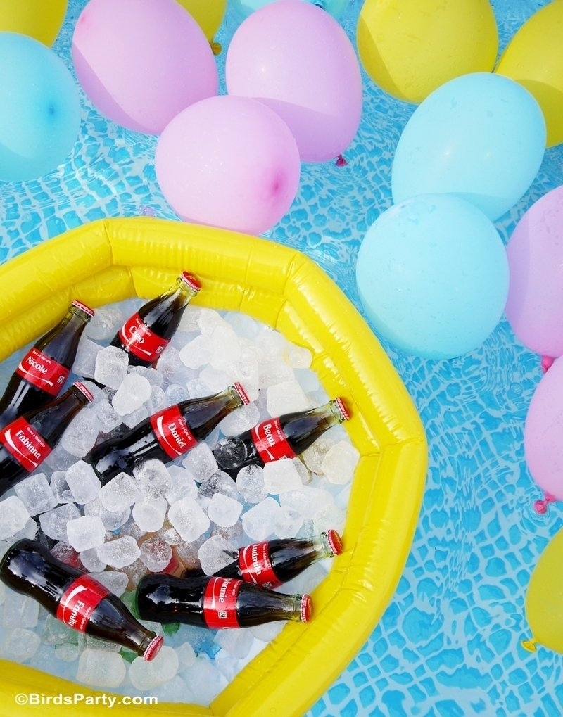 10 Great Ideas For A Pool Party uncategorized pool party decorating ideas for awesome lovely pool 2020