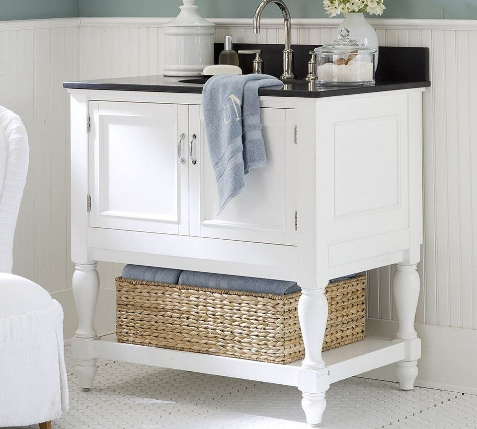 10 Attractive Under Bathroom Sink Storage Ideas