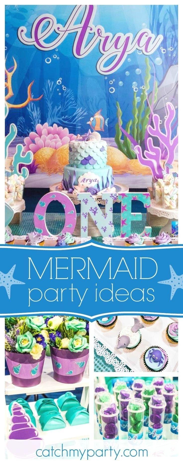 10 Stunning Under The Sea Birthday Party Ideas under the sea birthday under the sea idee cuisine cuisiner 2021