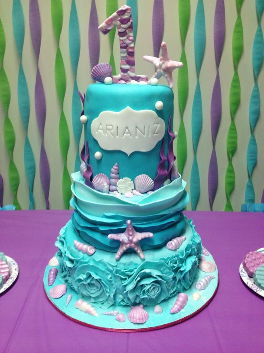 10 Nice Under The Sea Cake Ideas under the sea cakecentral 2021