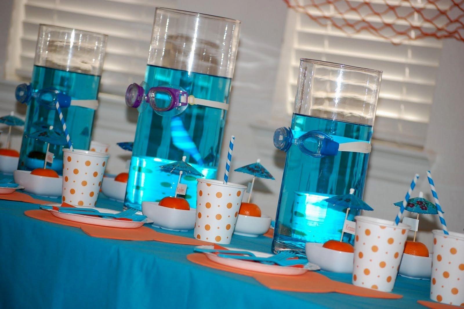 10 Fabulous Under The Sea Party Decoration Ideas under the sea party decoration ideas decorating decor home design 35 2021