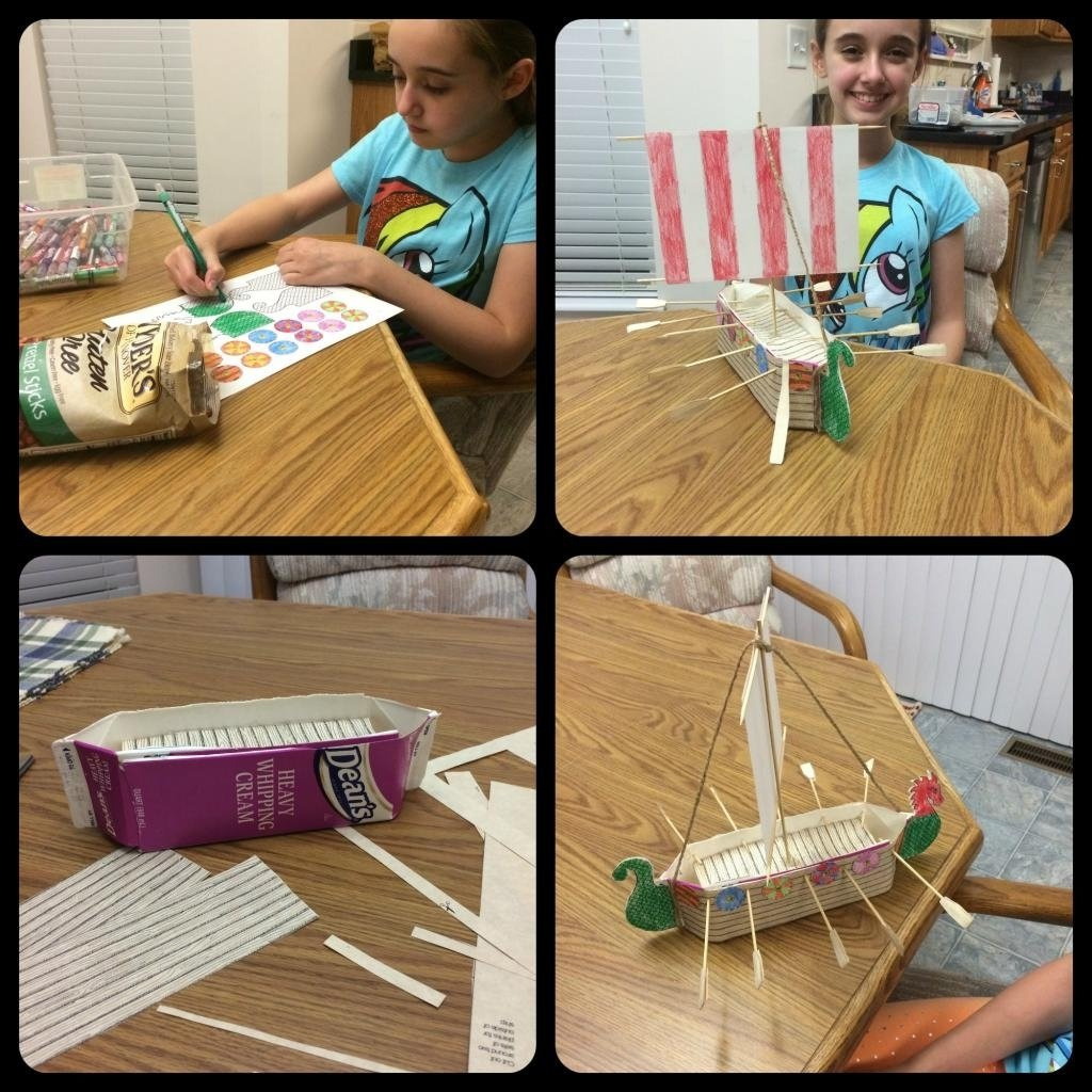 10 Unique History Project Ideas For Middle School unexpected homeschool february 2015