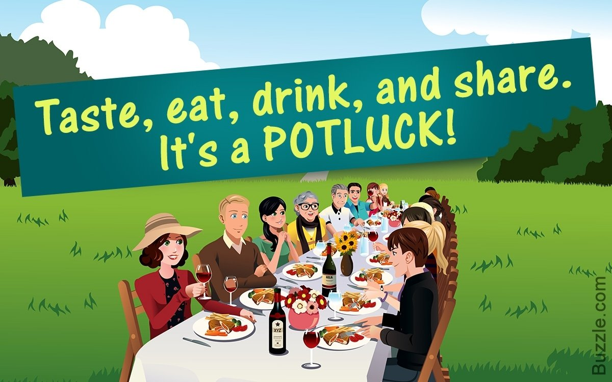 10 Most Popular Potluck Theme Ideas For Work unexpectedly delicious potluck themes youve never thought of 2020