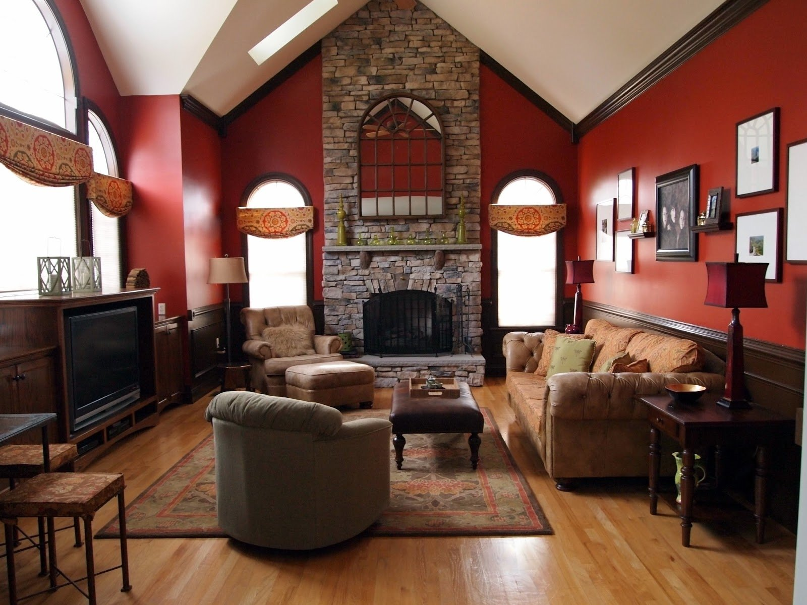 10 Awesome Family Room Paint Color Ideas unforgettable paint color combination for living room and family 2020