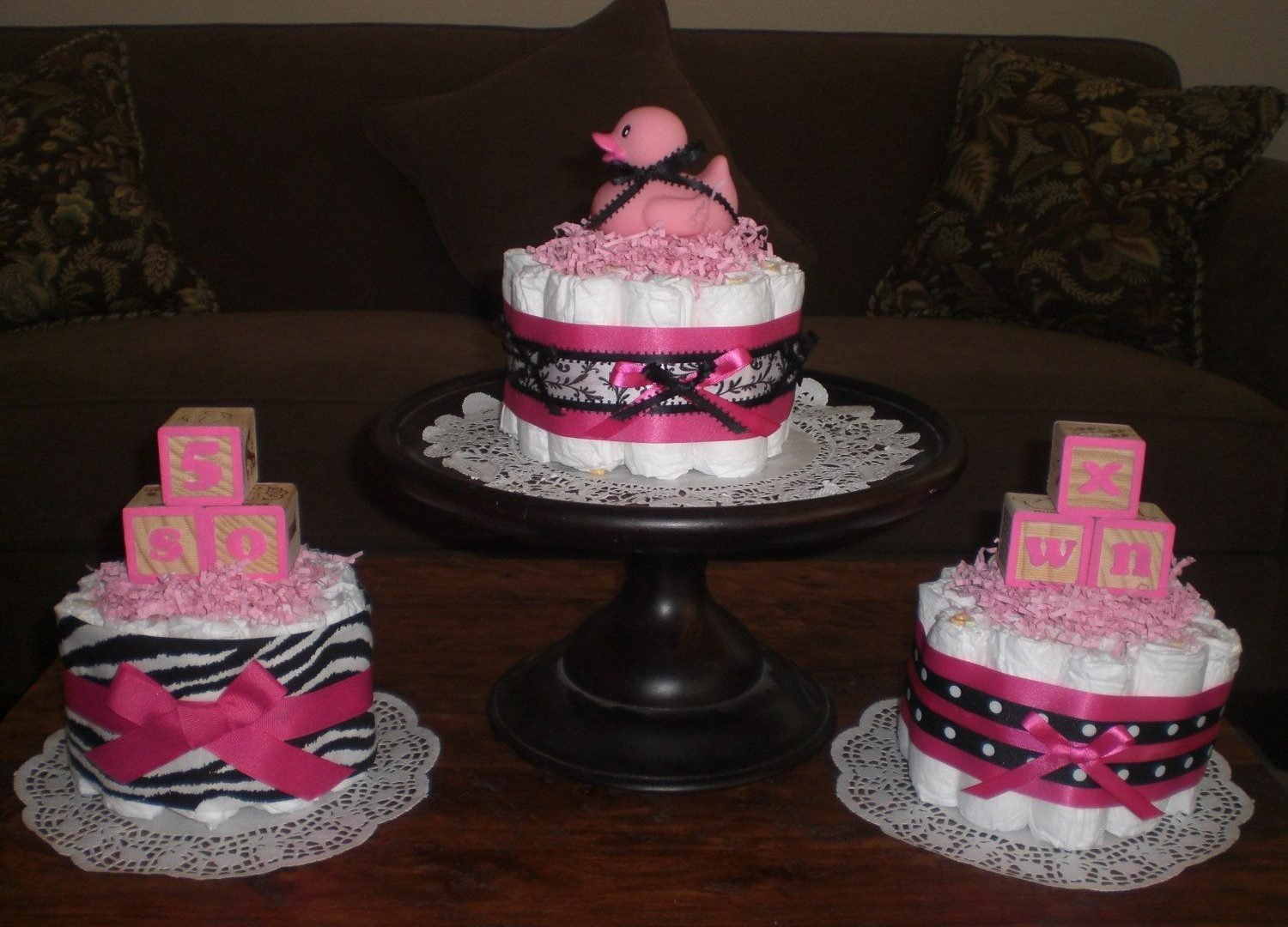 10 Perfect Pink And Black Baby Shower Ideas unforgettable pink and black baby shower ideas zebra print balloons 2021