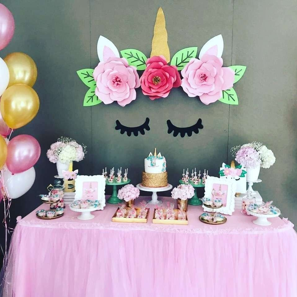 10 Most Popular 12Th Birthday Party Ideas For Girls unicorn birthday party ideas unicorn birthday parties unicorn 2021