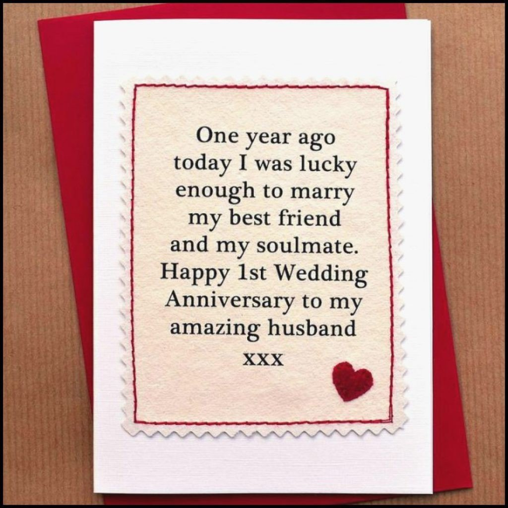 Best One Year Wedding Anniversary Gifts For Friends Image Collection