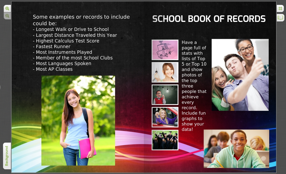 10 Gorgeous Yearbook Page Ideas For High School unique best of pages yearbook content ideas treering blog 1 2020
