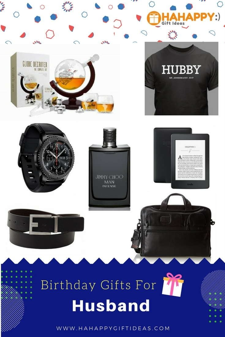 10 Famous Birthday Gift Ideas For Husband unique birthday gifts for husband that he will love hahappy 4 2020