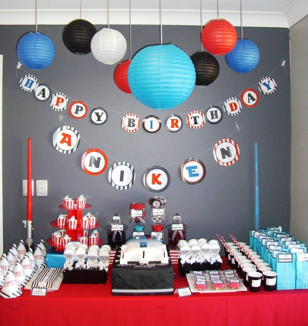 10 Wonderful 25 Year Old Birthday Party Ideas Unique For Boys Top