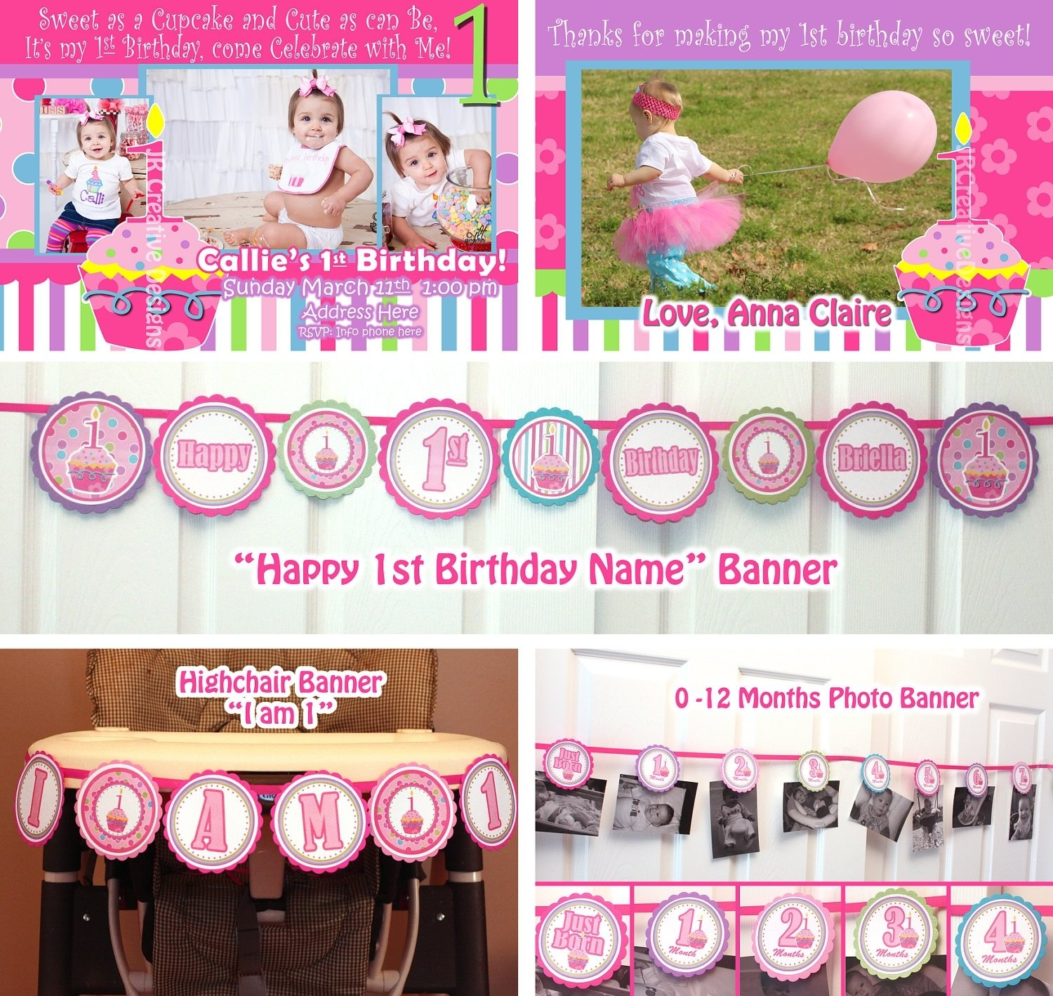 10 Gorgeous Unique 1St Birthday Ideas For Girls unique birthday party ideas for girls unique ideas for 1st birthday