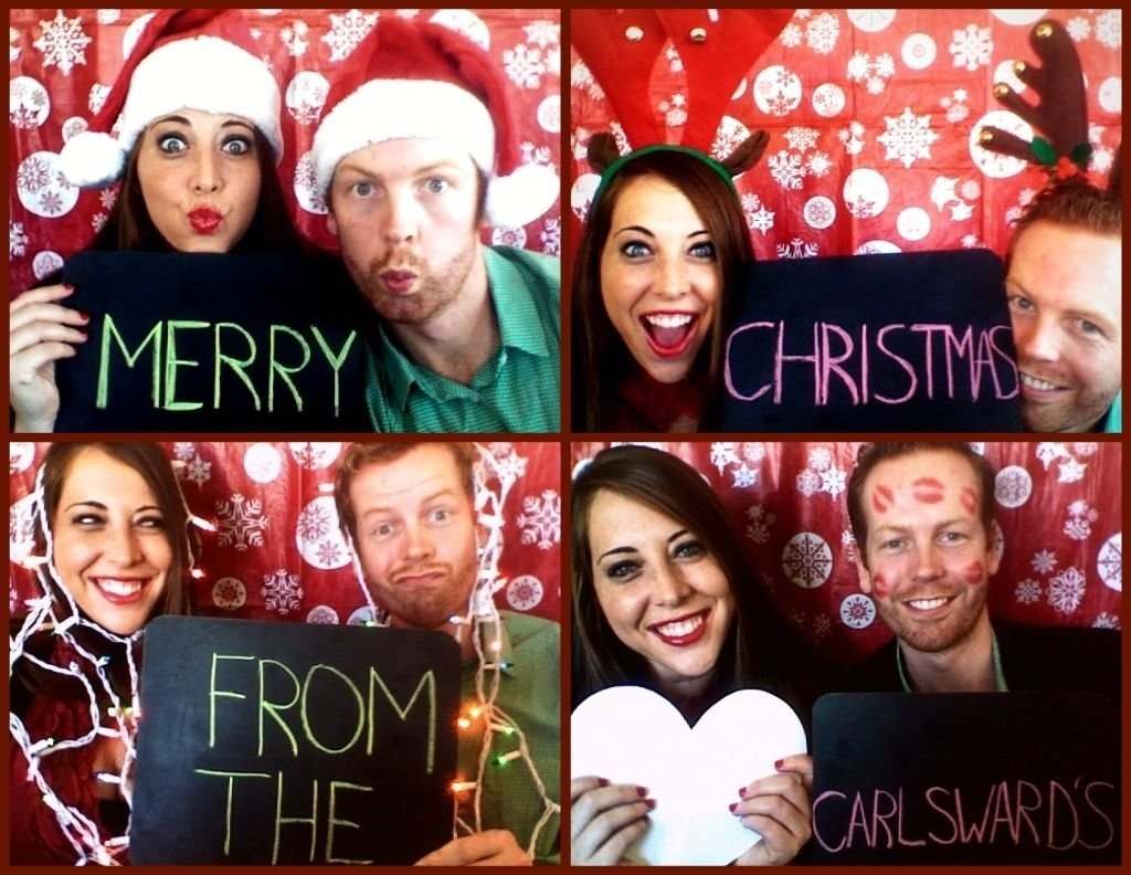 unique christmas card photo ideas for couples i love corny christmas
