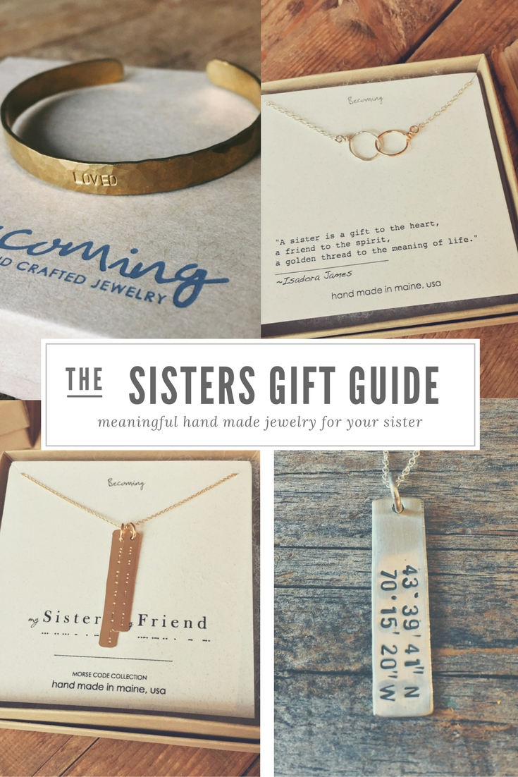 unique gift ideas for sisters | unique, gift and christmas gifts