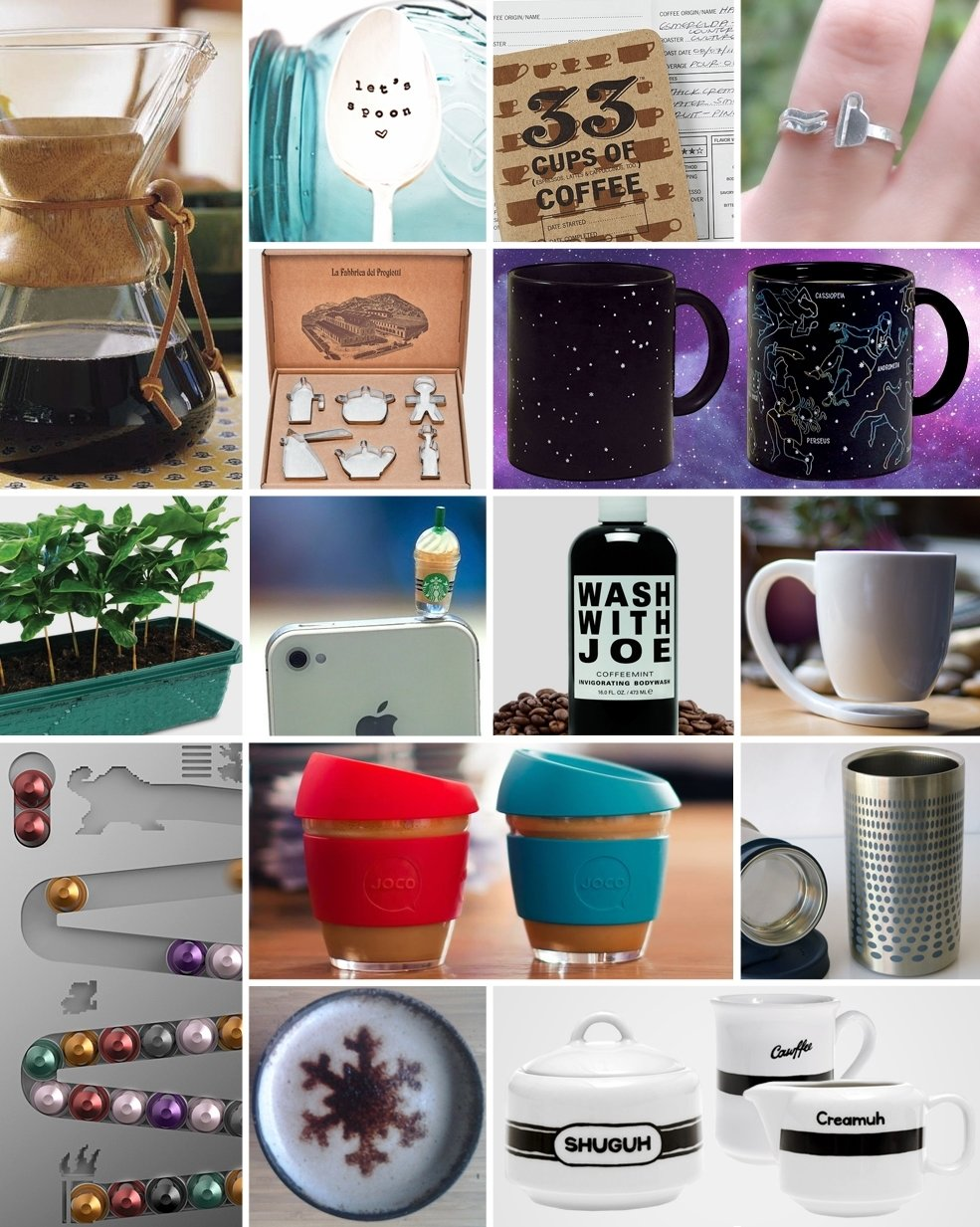 10 Pretty Gift Ideas For Coffee Lovers unique gifts ideas for coffee lovers 2020