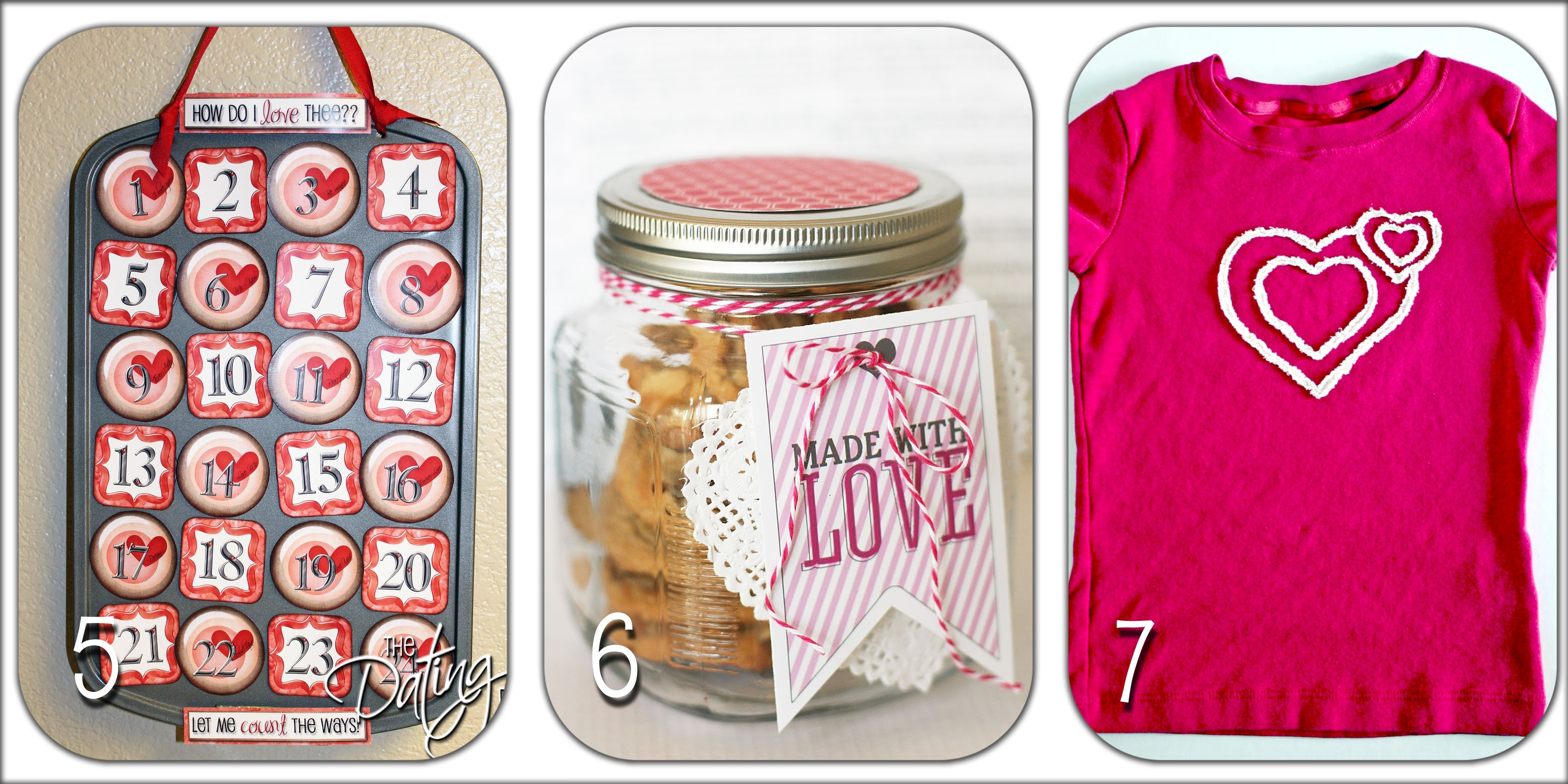 Creative Homemade Valentines Gifts For Him