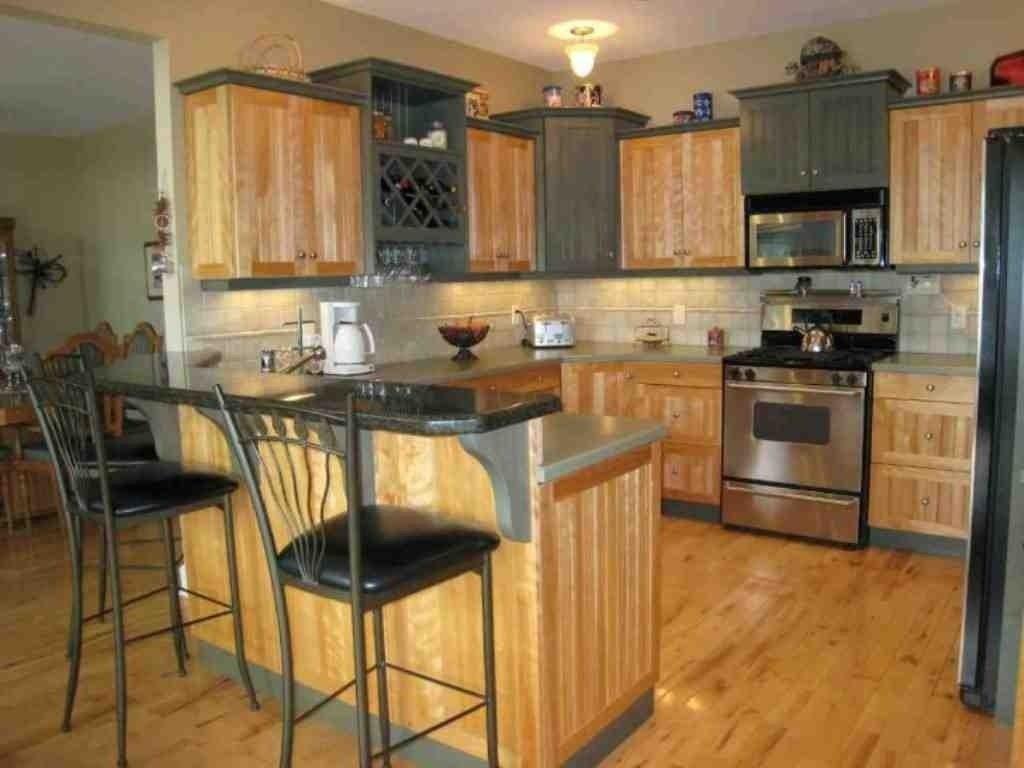 10 Fantastic Kitchen Color Ideas With Oak Cabinets unique kitchen color ideas kitchen color ideas with oak cabinets 2020