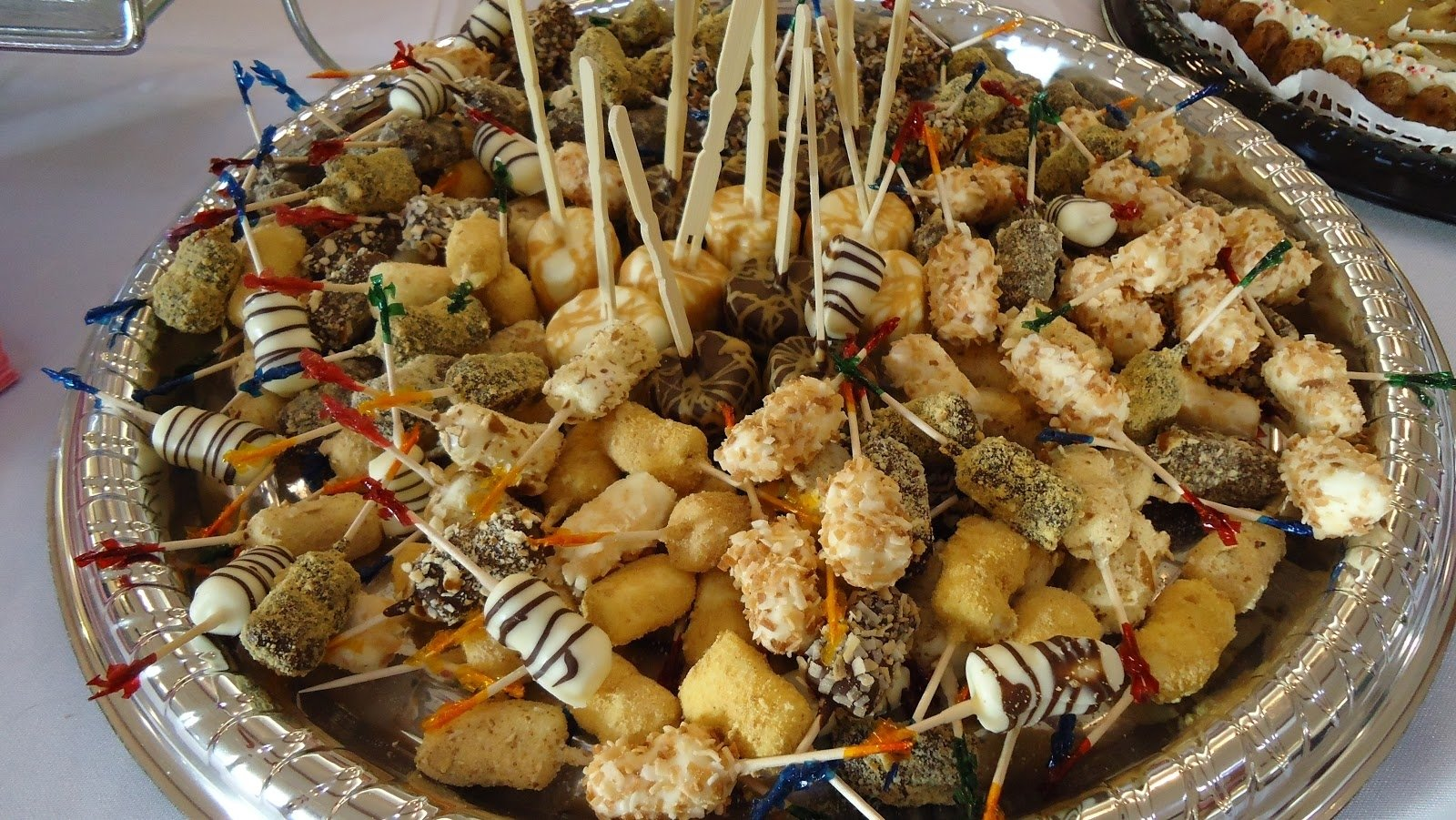 10 Most Popular Food Ideas For Large Parties unique party food to go mini smore bites 2020