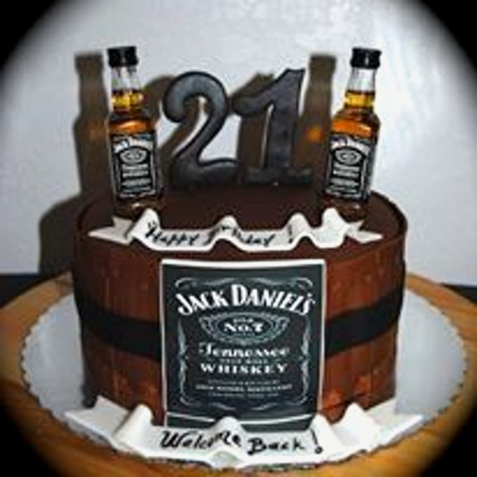 10 Fantastic 21St Birthday Ideas For Guys Unique Pics Of 21st Cakes
