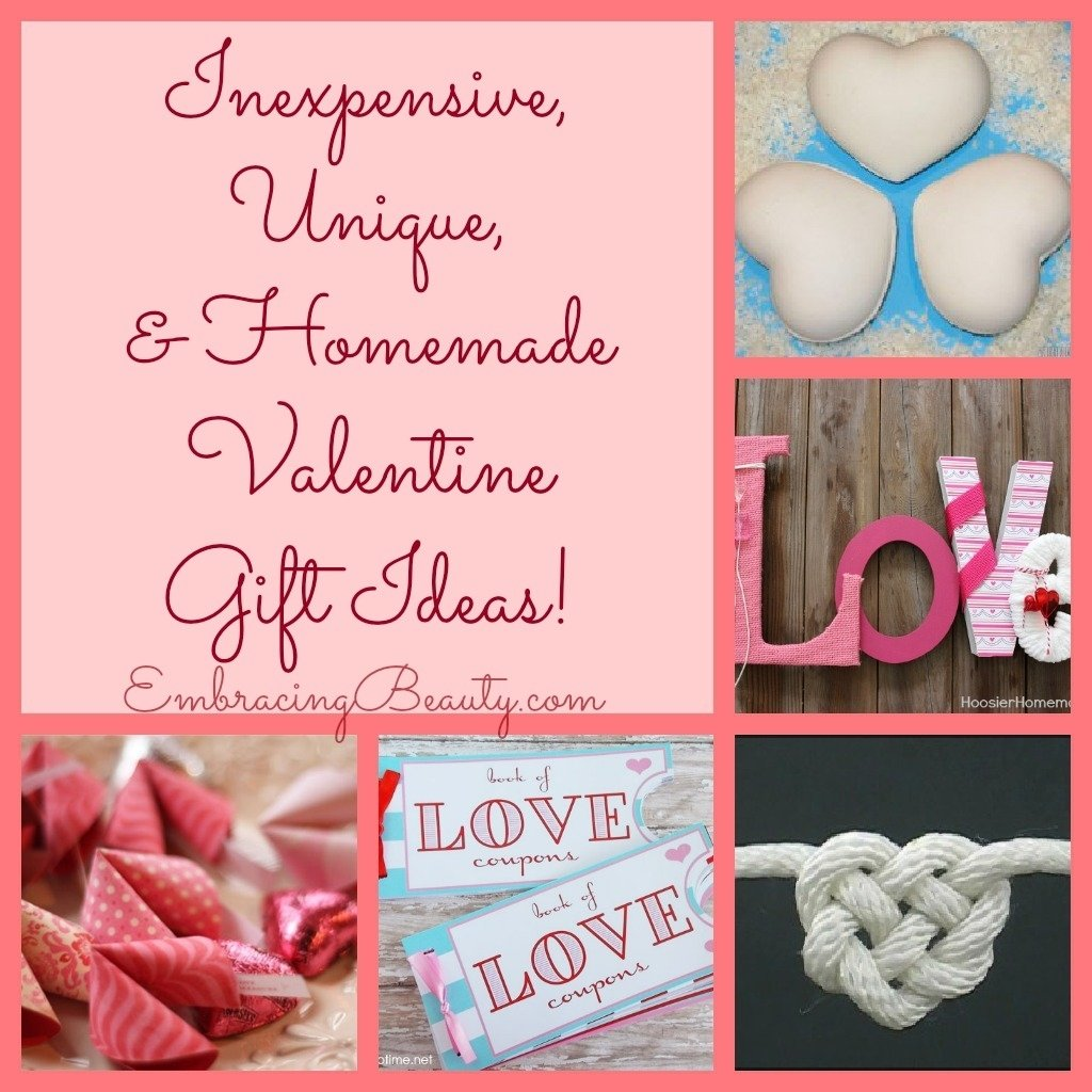 10 Gorgeous Homemade Valentine Ideas For Him unique valentine gifts her gift ideas dma homes 89221